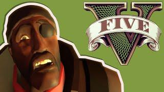 ПОКА НЕ ВЫШЛА GTA 5 (Garry's Mod & Minecraft)