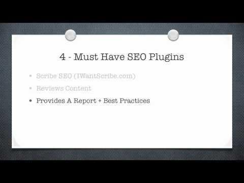 0 WordPress SEO Plugins Must Have List