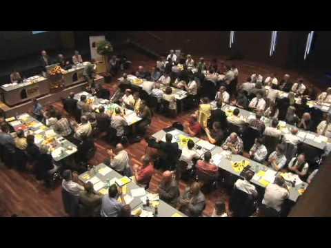 BDP Delegiertenversammlung in Weinfelden TG, 2009