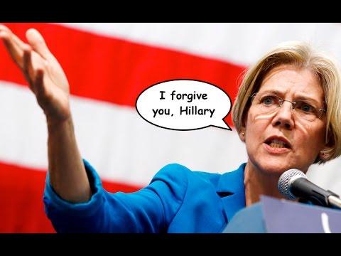 Elizabeth Warren Justifies Hillary Clinton Endorsement After Bankruptcy Bill Criticism