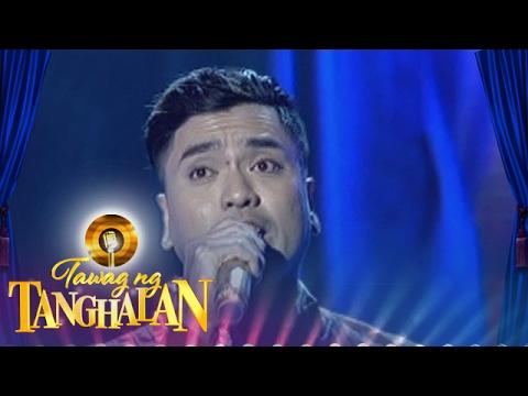 Tawag ng Tanghalan: Jex de Castro   Bukas Na Lang Kita Mamahalin (Round 1 Semifinals)
