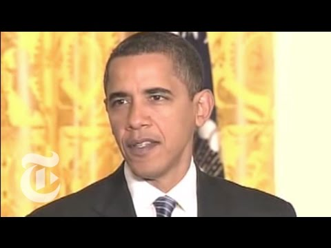 Politics: President Obama on Stem Cell Research
