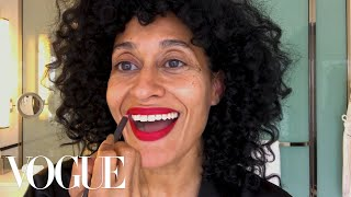 Tracee Ellis Ross's Guide to Curly Hair | Beauty Secrets | Vogue