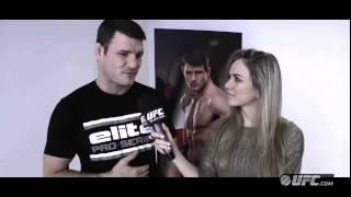 UFC ON FX:  BELFORT VS BISPING PHOTO SHOOT