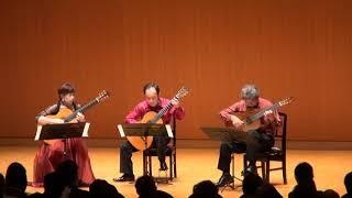 Anri - Etsuko - Kazuo Guitar Trio - Flowers Will Bloom (Hana Wa Saku) - Yoko Kanno