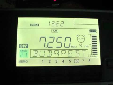 Bangladesh Betar Nepali Service SW New Txr Test 7250 kHz August 06, 2012 at 1322 UTC