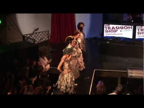 Trashion Show 2012 - Ruby Skye,  SF