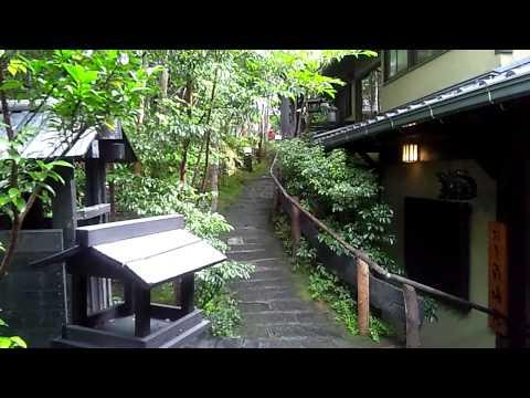 黒川温泉 南城苑 夏の風物詩「セルフカキ氷」