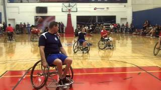 NWBA All Star Smack-Down Match