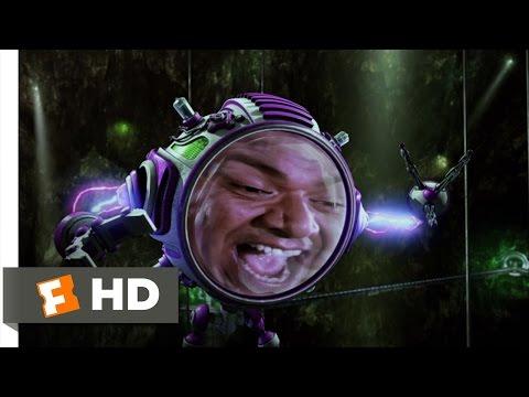Sharkboy And Lavagirl 3-D (5/12) Movie CLIP - Feel The Burn (2005) HD