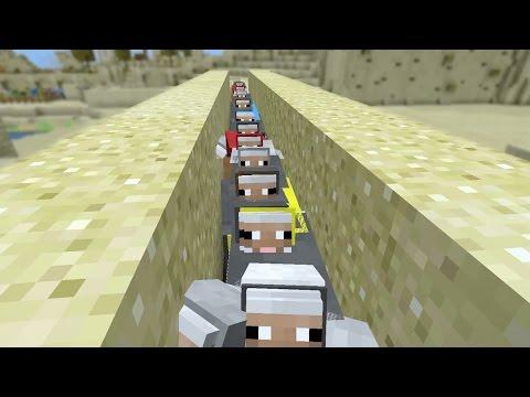 Massive Animal Transit :: Minecraft Building w/ BdoubleO