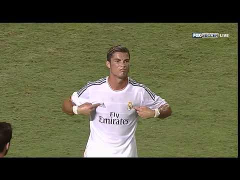 La noche del falso Ronaldo
