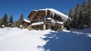 Chalet Verbier for sale directly on ski slopes  |  Chalet Verbier in vendita sulle piste da sci