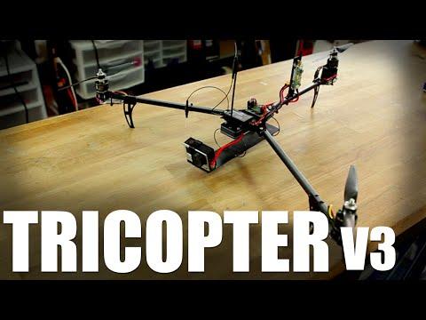 Flite Test   Tricopter V3