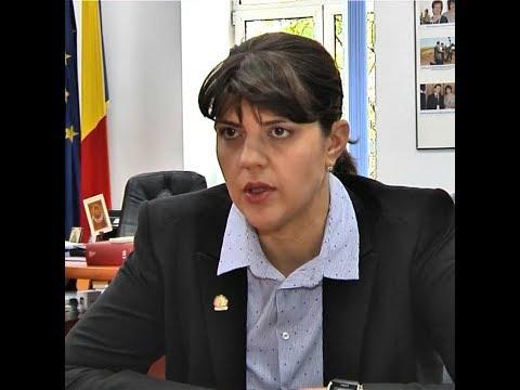 Прокурор Лаура Кьовеши — главный борец с коррупцией в Румынии