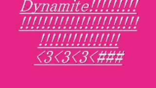 download lagu Dynamite By Taio Cruz Mp3 Download gratis