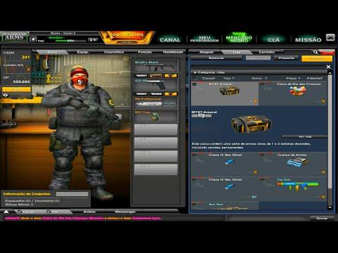Combat Arms Br Após o REBOOT Manutenção 07/10/14