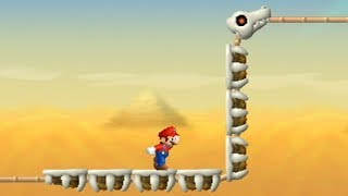 2-6 but for some reason there are spine coasters (New Super Mario Bros. Wii Hacking)
