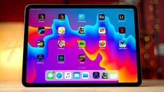 2018 iPad Pro 4 Months Later - Honest Review..