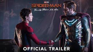 SPIDER-MAN: FAR FROM HOME | Người Nhện Xa Nhà | Official Trailer | KC 05.07.2019