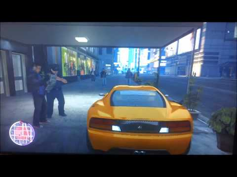 Grand Theft Auto IV: Six Star Wanted Level Challenge! Episode 4  Gameplay/Commentary (CI5LATICS)