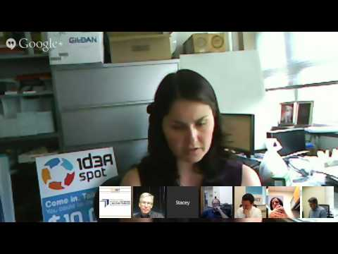 Social Entrepreneurship Series: Hangout #3 - Financing Your Enterprise - Resource development pla...