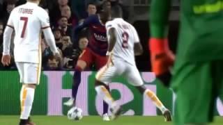 Barcelona 6 x 1 Roma   melhores momentos   UEFA Liga dos Campeões 2015