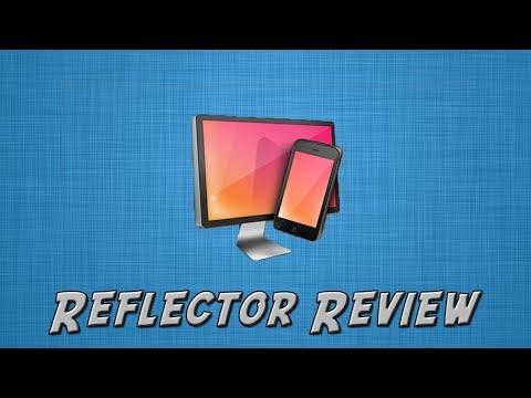 Reflector App Review: Wirelessly Mirror Your iOS Device!   BeyCinema