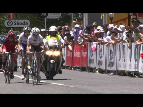Santos Tour Down Under 2012 - Stage Previews with Race Director, Mike Turtur
