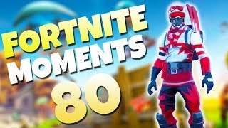 CRAZIEST WAY TO BEAT A CAMPER! (NEW SKINS LUCK?!) | Fortnite Daily Funny and WTF Moments Ep. 80