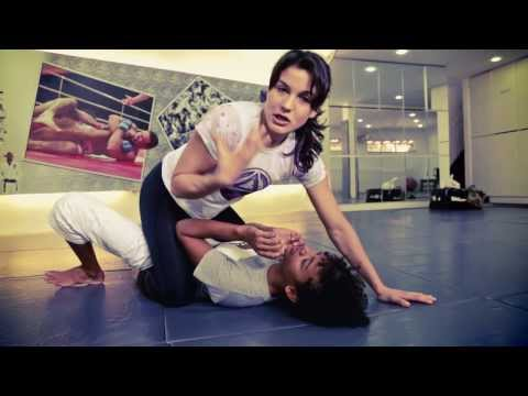 Kyra Gracie - Técnicas de Jiu-Jitsu e Submission