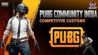 Pubg Mobile Community (India) | Competitive Customs | Sparki Gaming