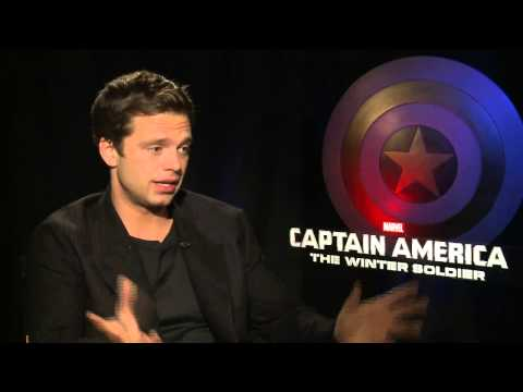 Interview: Sebastian Stan on Captain America 2