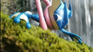 """Pokémon Figure Review: Greninja """"The Search for Ash"""" Episode 7"""