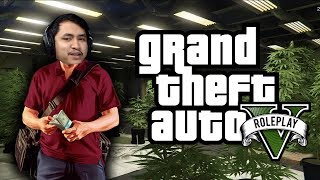 JUAL GANJA KE OCTO SI BOSS KARTEL !! - GTA 5 Roleplay Indonesia [SOI] (funny momments)