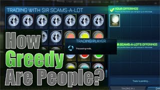 How Many People Will Scam My White Zombas? (Social Experiment)