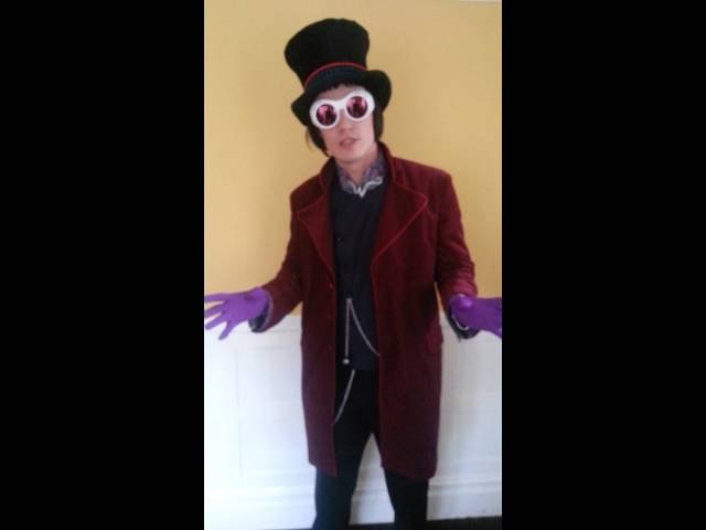 Wonka thanks Reculver Scool