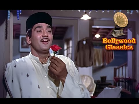 Kishore Kumar Greatest Hits - Kehna Hai - All Time Superhit Classic Song - Padosan video