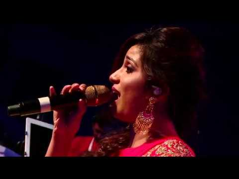 CHIKNI CHAMELI 2018 CHENNAI   Shreya Ghoshal S Concert