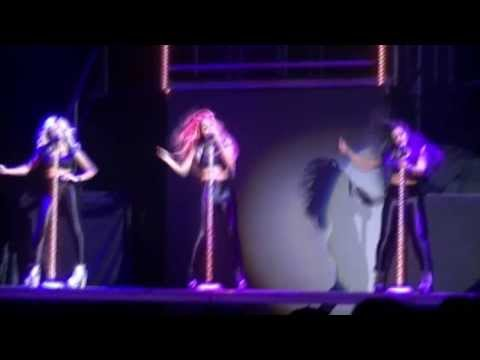 Can't Stop Loving You- OMG Girlz AATW Tour August 7th,2013