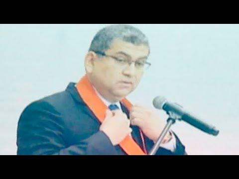 Walter Ríos traficaba empleos a cambio de favores sexuales