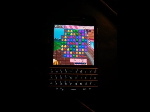 Duty: install android apps on blackberry q10 may may not