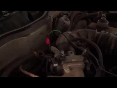 Видео как проверить датчик положения дроссельной заслонки ВАЗ