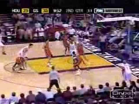 Mike James Breaks Derek Fisher's Ankles Video