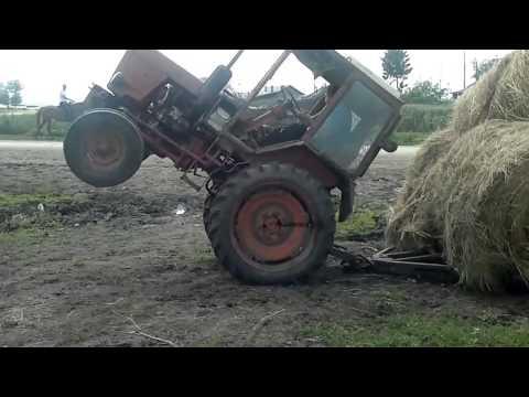 traktor władimirec t-25 akcja TURBO