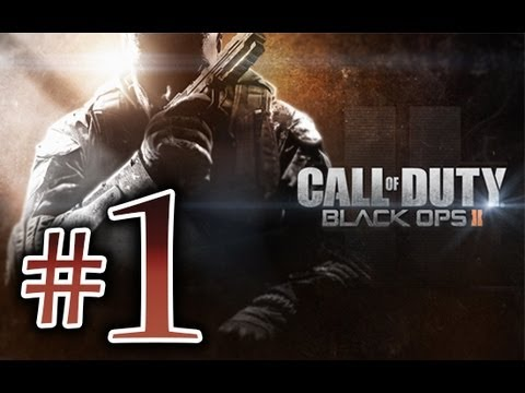 Call Of Duty Black Ops 2 - Walkthrough Playthrough Part 1 HD - 2 Hours Gameplay!