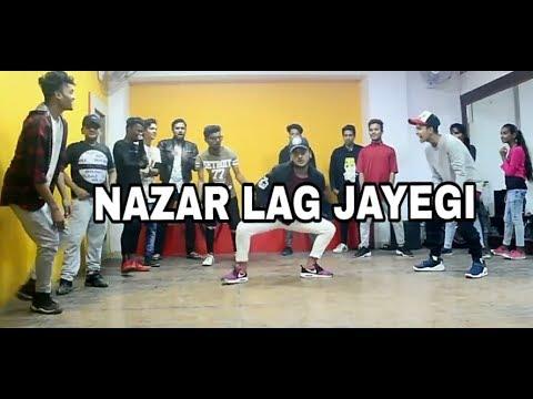 Nazar Lag Jayegi | Milind Gaba | Kamal Raja | Shabby | Dance Choreography@