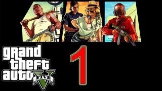 GTA 5 Walkthrough part 1 Grand Theft Auto 5 Walkthrough part 1 Gameplay Let's play no commentary V