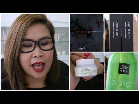 ♥黑咪分享♥ 韓國必買化妝品護膚品 Vol. 1