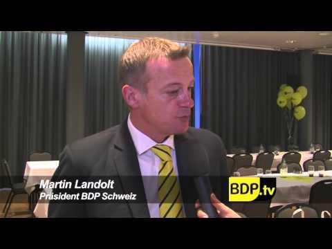 BDP Videonews Delegiertenversammlung in Bern 2015
